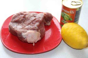 Солянка с говядиной