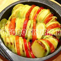 овощное ассорти, или овощи запеченные в духовке