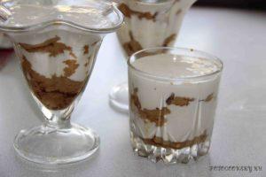 Десерт Простенький Тирамису