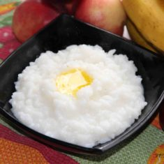 каша рисовая