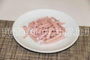 колбаса полоски