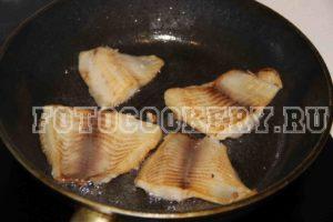тилапия жарим рыба