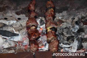 шашлык говядина телятина