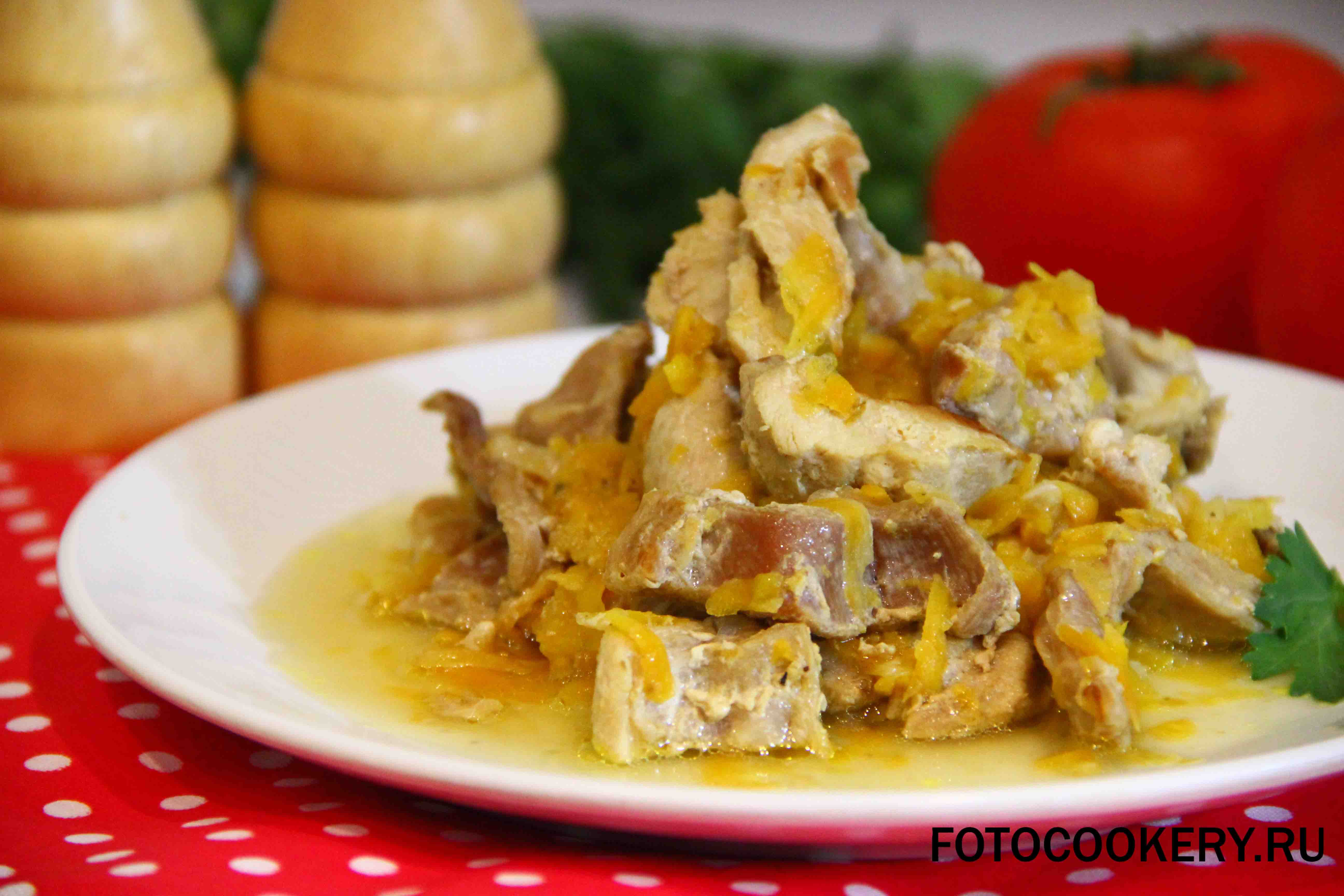 Кролик тушеный в сметане с картошкой пошаговый рецепт в мультиварке