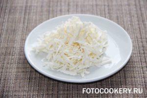 сыр плавленый на терке