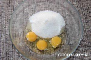 яйца+сахар