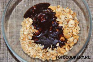 Колбаска «Минутка из печенья»
