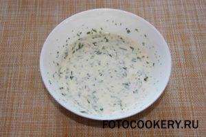 белый соус сливочный