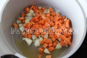 морковь + лук