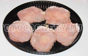 свинина стейки