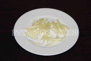 болгарский перец полоски