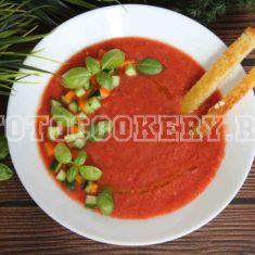 Гаспачо (Холодный испанский суп)